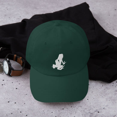 Dart Frog Transport Dad Hat
