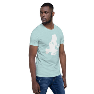 Dart Frog Transporting Short-Sleeve Unisex T-Shirt