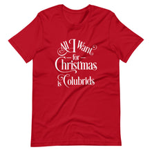 Load image into Gallery viewer, All I Want for Christmas is Colubrids Short-Sleeve Unisex T-Shirt