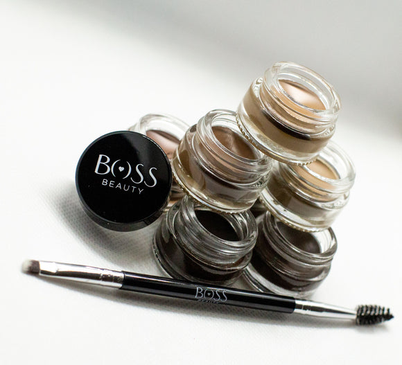 BOSS BEAUTY eyebrow pomade