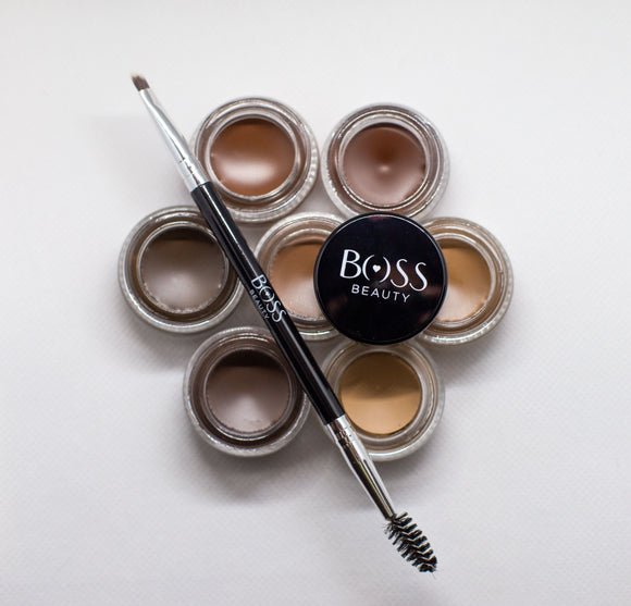 BOSS BEAUTY EYEBROW BRUSH