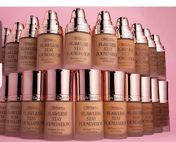 FLAWLESS STAY FOUNDATION