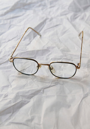 Thin Frame Chic Glasses