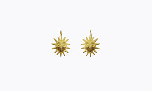 Almada Sun Earrings