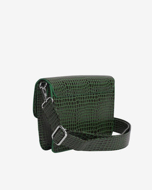 Cayman Jungle Green Pocket Bag