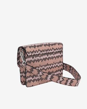 Cayman Snake Pocket Pink