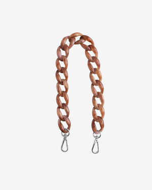 Chain Handle Tan