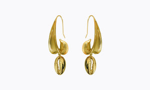 Elara Swirl Earrings