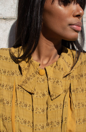 1940s Vintage blouse jacket