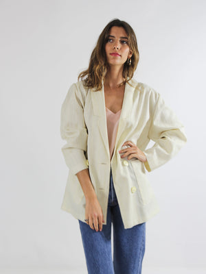 Oversized Light Weight Blazer