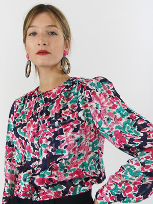 Matisse Floral Button up Blouse