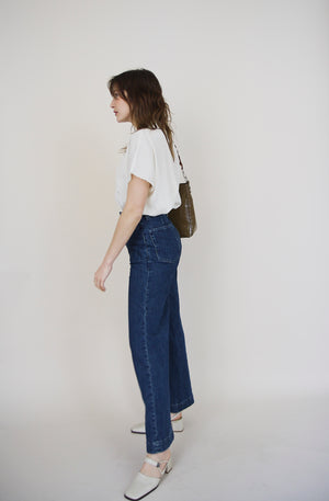 Rollas Sailor Jeans Vicky Blue (Sample)