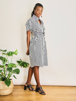 Loren Shirt Dress