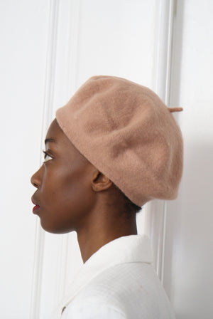 Taupe Beret