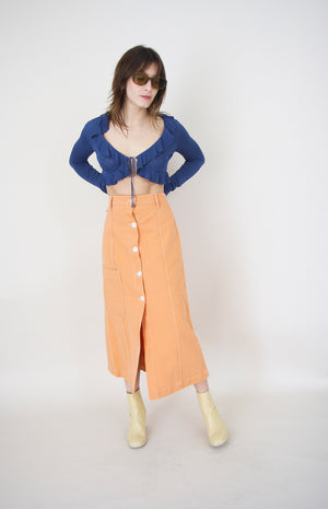 Andrea Skirt Orange