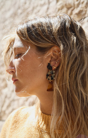 Rio Tortoiseshell Earrings