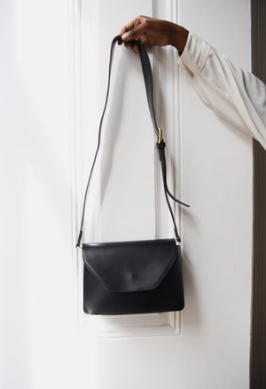 Black Working Girl Bag
