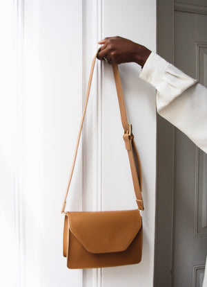 Brown Working Girl Bag