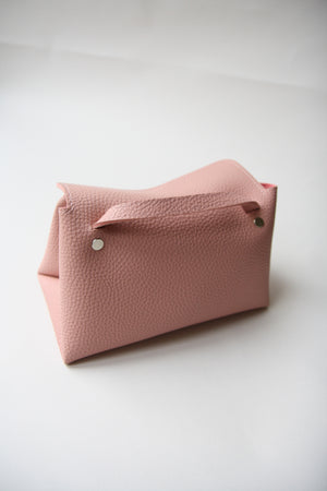Powder Pink Mini Cross Body Bag