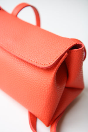 Coral Mini Cross Body Bag