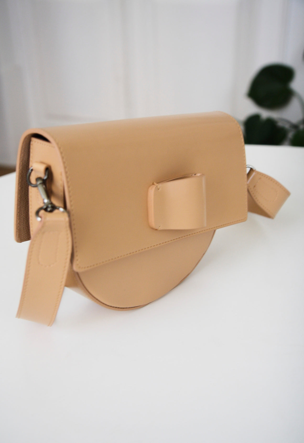 Half Moon Vegan Handbag