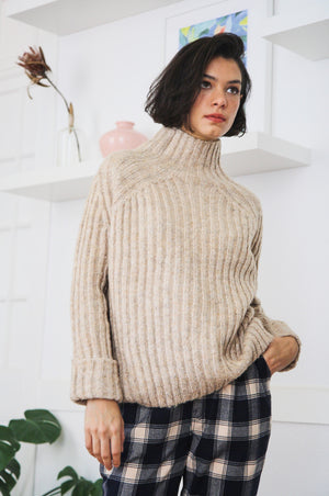 Manon Beige Jumper