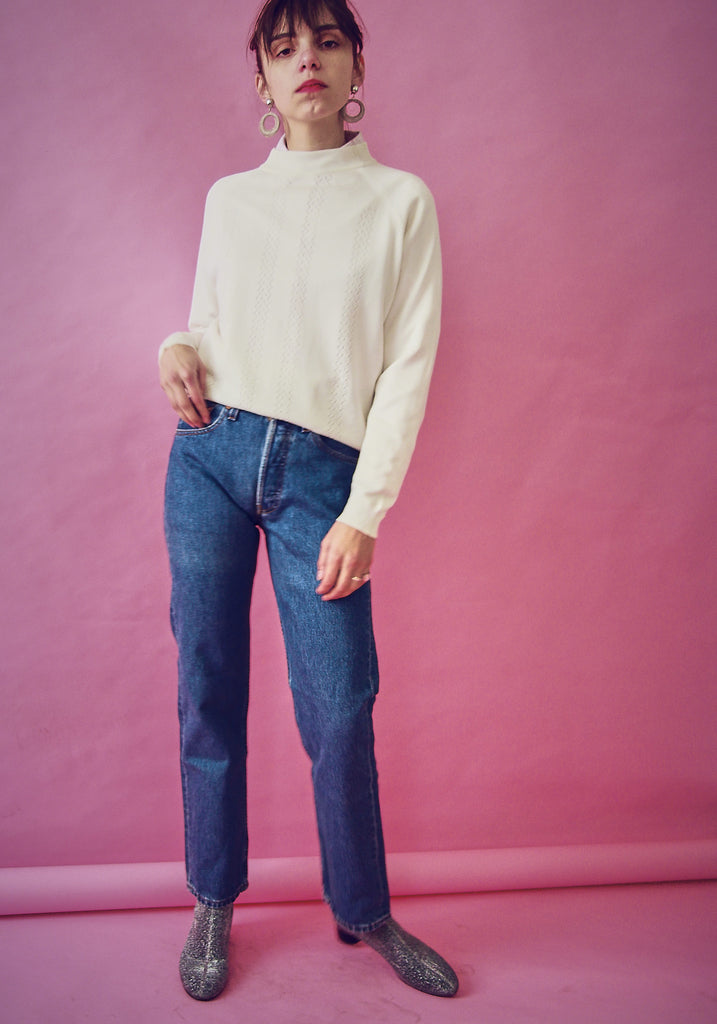 90's Levis Two Tone Effect 501 Jeans
