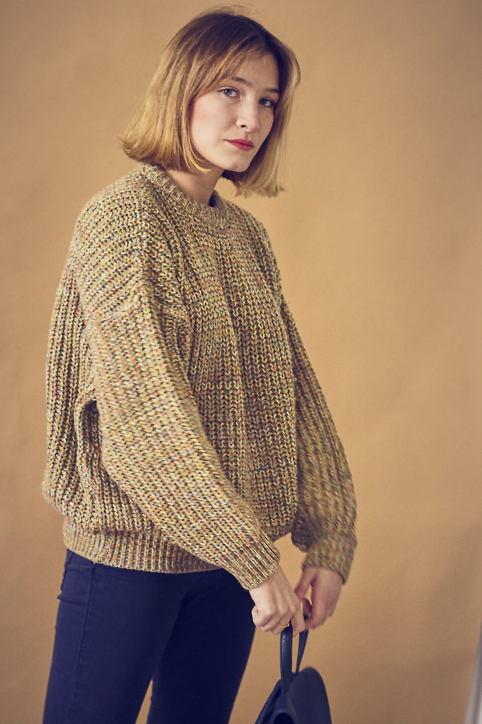 90s Chunky knitted Jumper