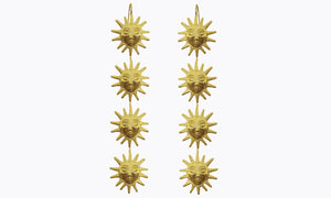 Viseu Sun Earrings