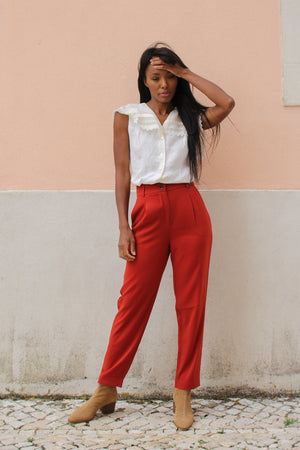 Copy of Palma Terracota Trousers