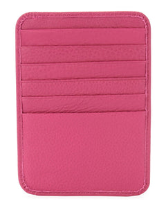 LODIS Slim Leather RFID Card Case