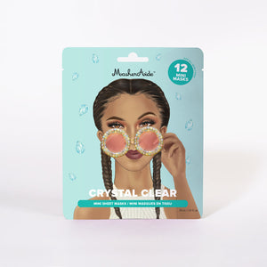 Crystal Clear Mini Sheet Mask