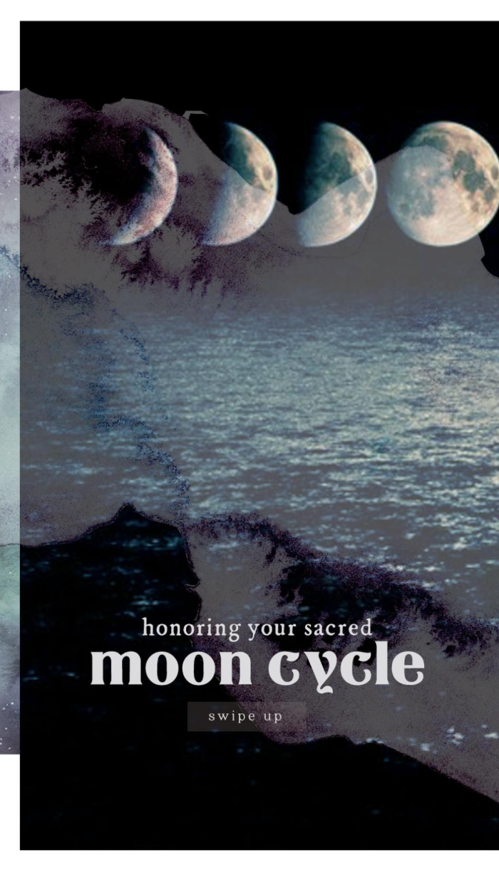 Honoring Your Moon Cycle