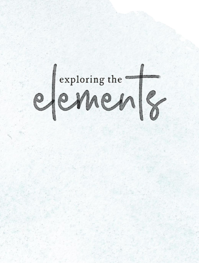 SACRED ELEMENTS :: Mini Collection