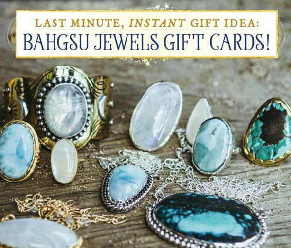 Last minute gift idea for the free spirit you want to surprise