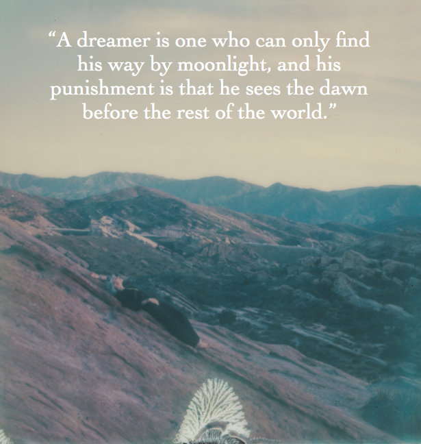 dreamer quote - bohemian quotes