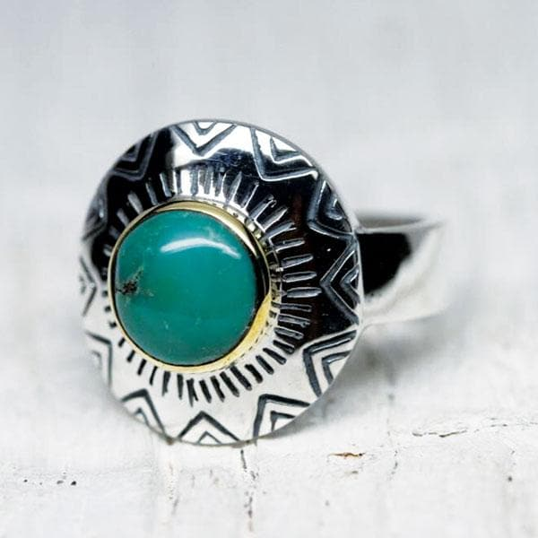 Clarity Ring : Turquoise