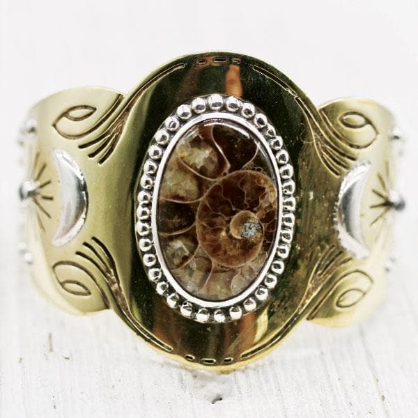 Spirit Cuff :: Ammonite