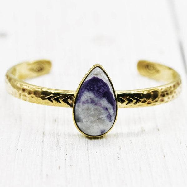 Heirloom Cuff :: Tiffany Stone