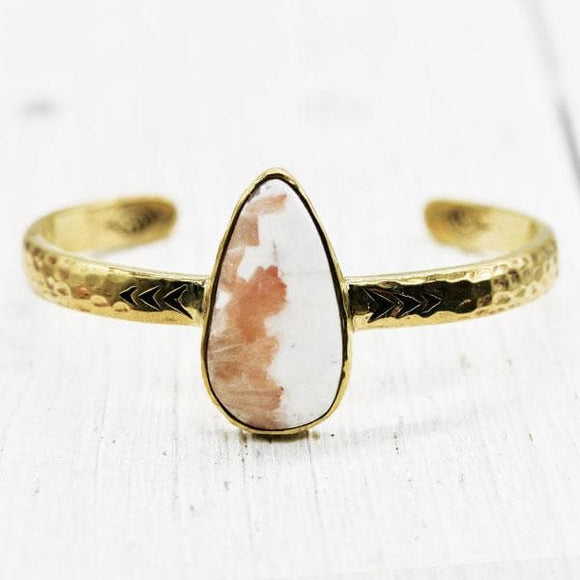 Heirloom Cuff :: Pink Soulcite