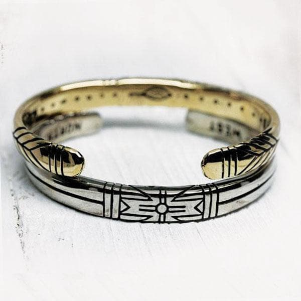 NEW Medicine Wheel Cuff || Men