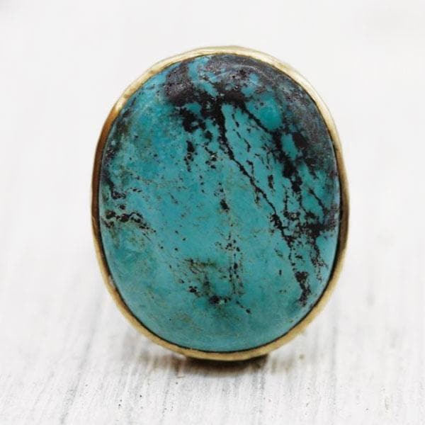 NM Turquoise Ring
