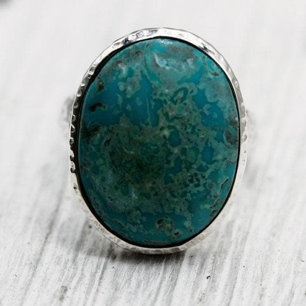 CO Turquoise Ring
