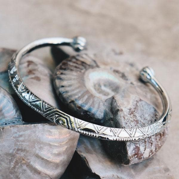 Tribal Cuff :: see more colors