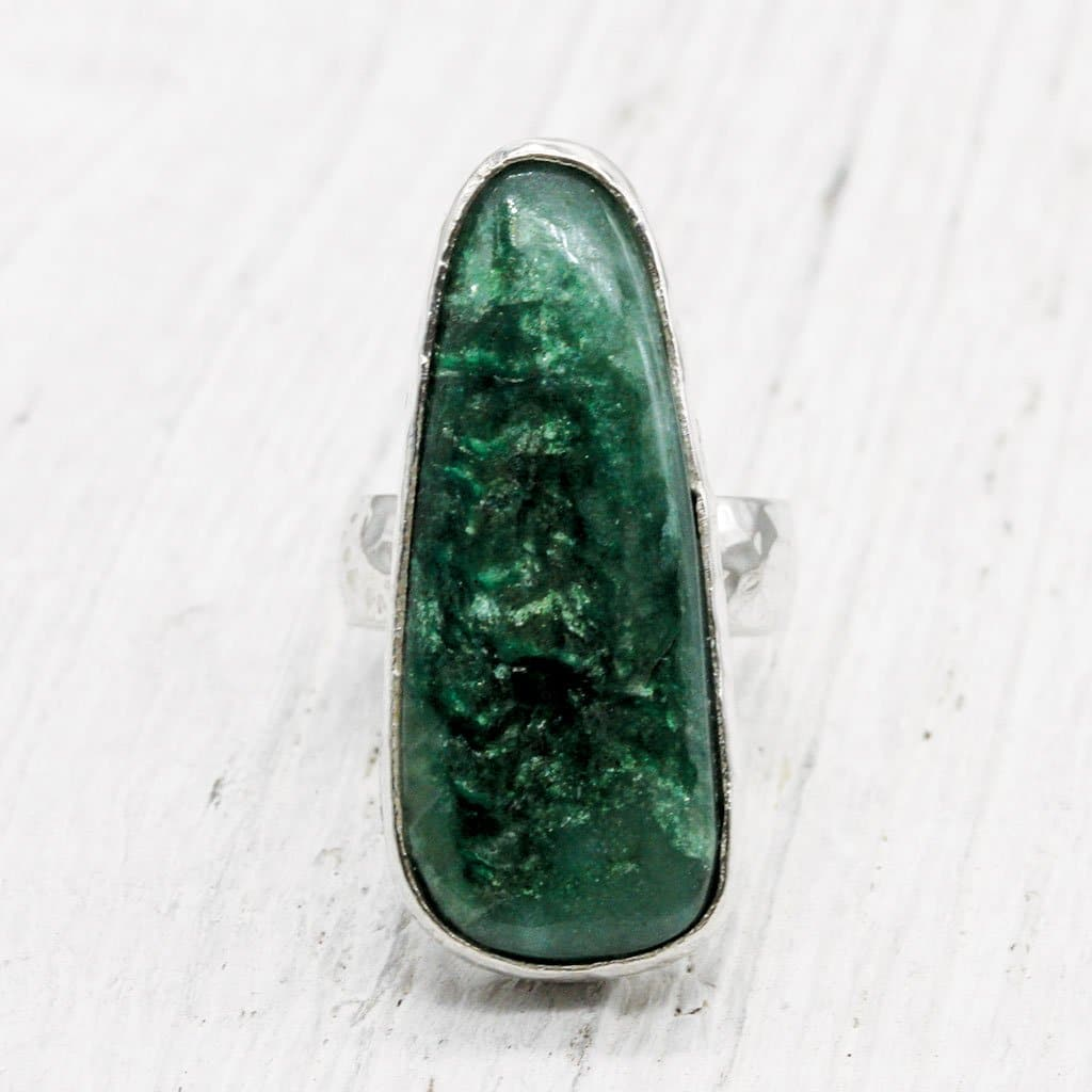 Fuschite Ring