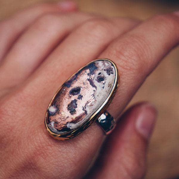 Native Copper Ring