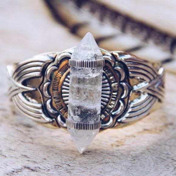 Guardian Cuff :: Crystal