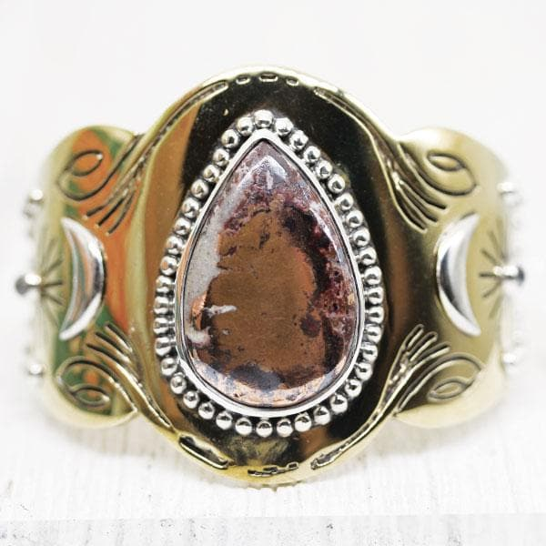 Spirit Cuff : Native Copper