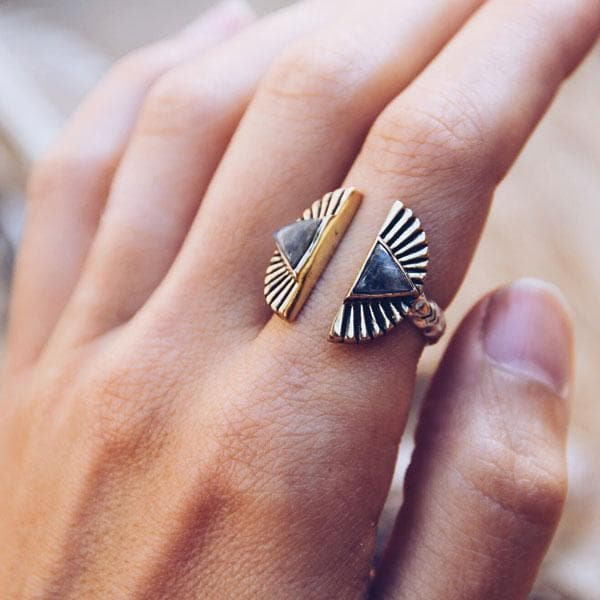 Shape Shift Ring