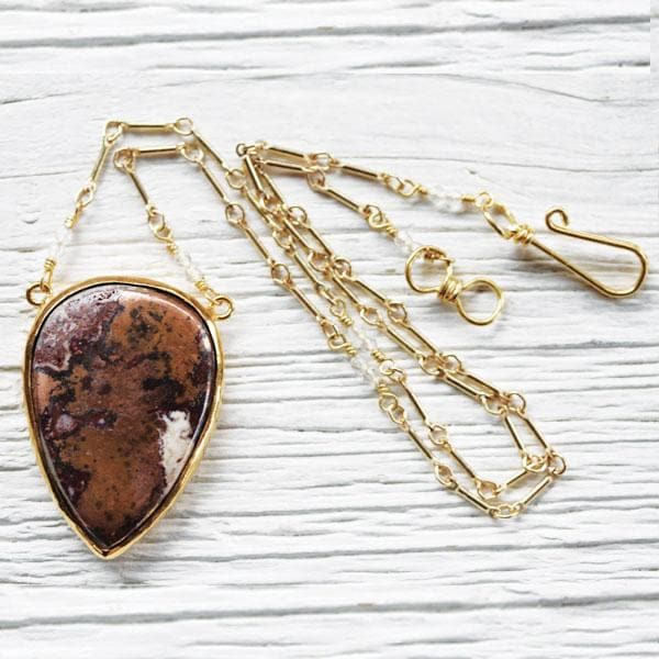 Native Copper Necklace